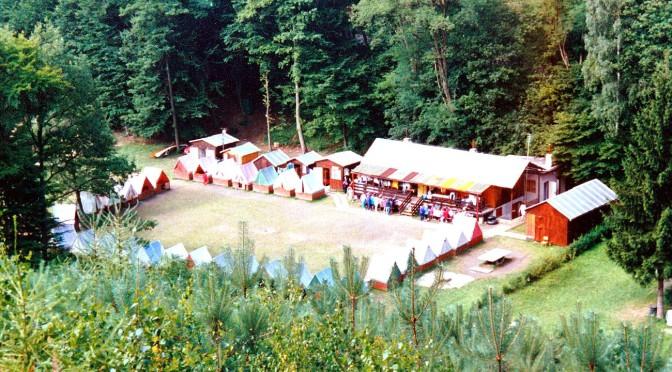 Letní tábor TOM Štíři Bučovice ve Vřesovicích u Kyjova  2016